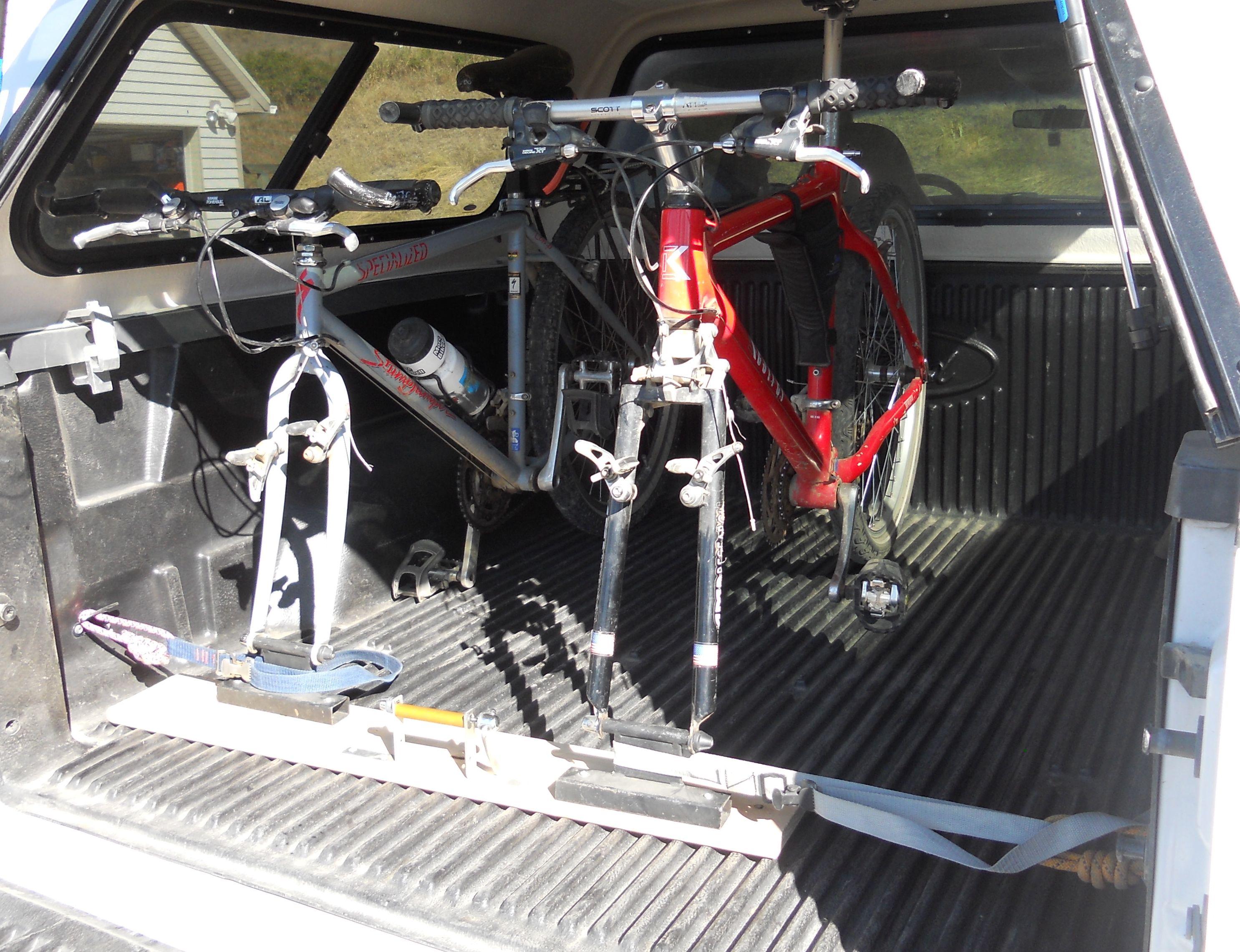 Truck Bed Bike
