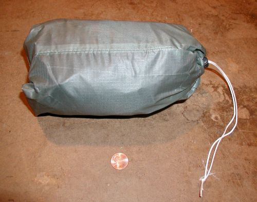 Bargain Drawcord Bivy Top, Bottom, Foot, and Stuffsack